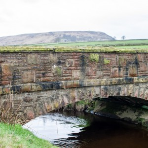 Bridge on Blackmoorfoot Conduit