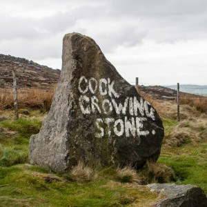 Cock Crowing Stone