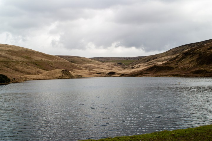 Wessenden Head Reservoir