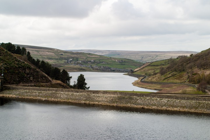Five Reservoir Stride: Slaithwaite to Marsden