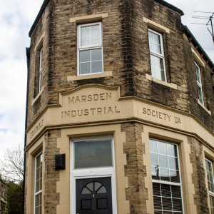 Marsden Industrial Society Building