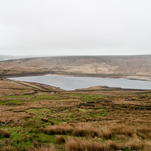 Withens Clough reservoir 4