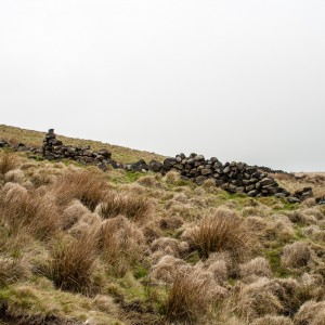 Moorland near Withens Clough reservoir 4