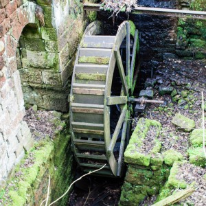 Waterwheel near Cragg Vale