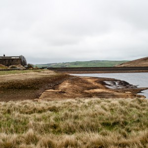 Withens Clough reservoir 2