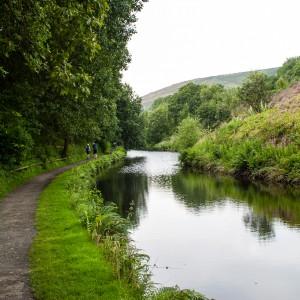 Huddersfield Narrow Canal near Marsden 1