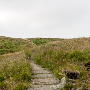 Pennine Way Flagstone Path 1