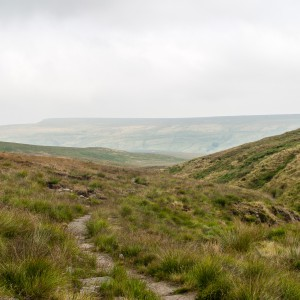Pennine Way Flagstone Path 2