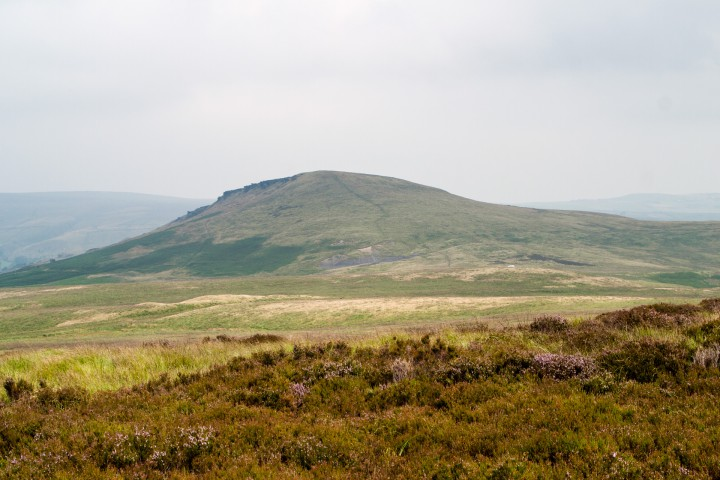 Pule Hill from the Pennine Way 2