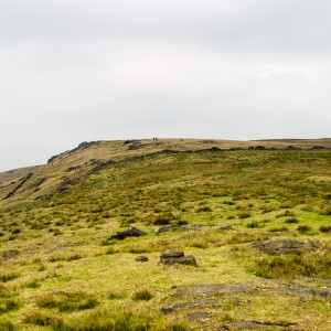 Moorland near the Pennine Way 7