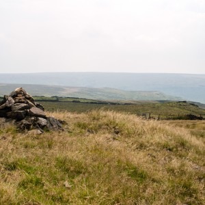 Moorland near the Pennine Way 10