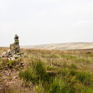 Cairn on the Pennie Way