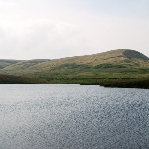 March Haigh Reservoir and March Hill