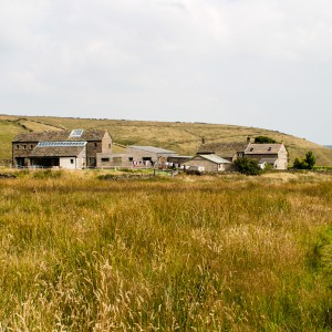 House near March Haigh Reservoir 2