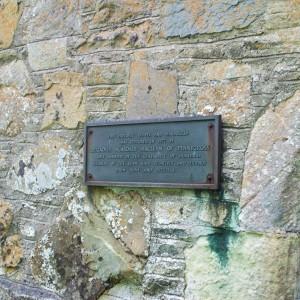 Maclaine Chapel Plaque
