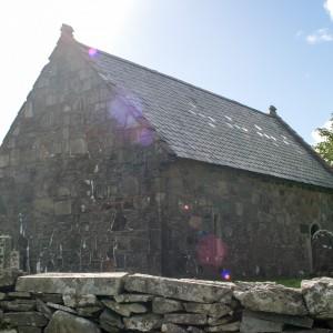 Caibeal Mheamhair, the Maclaine Chapel