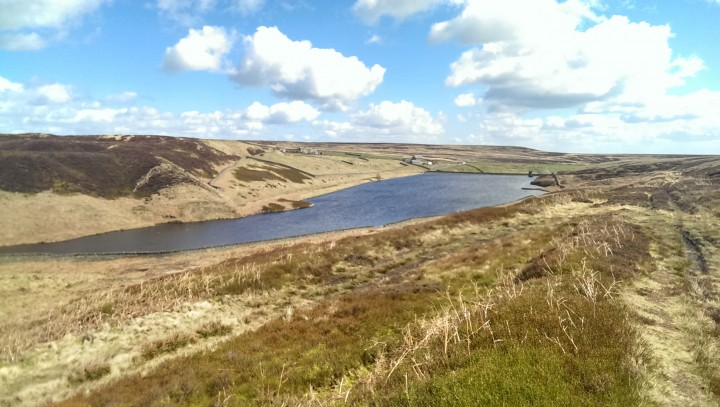 Harden Reservoir