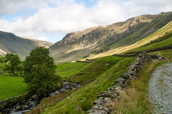 Tarn Crag & Grey Crag